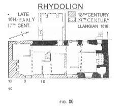 Rhydolion