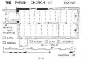 The Paris Church of St Engan